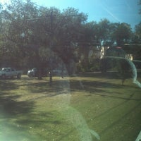 Photo taken at St. Charles Line Streetcar by Bea N. on 11/9/2012
