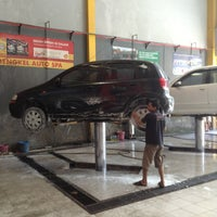 Photo taken at Auto Spa (Car Care Services) by Nita T. on 8/20/2013