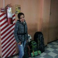 Photo taken at Terminal de Buses Oruro by Marcelo V. on 1/9/2013