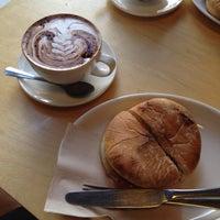 Photo taken at Bb's Coffee & Co by Markéta Š. on 9/26/2014