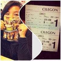 Photo taken at Cilegon 21 by liliy on 1/30/2014
