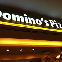 Photo taken at Domino's Pizza by Syafira Putri L. on 4/13/2013