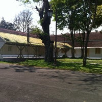 Photo taken at Museum Diponegoro Magelang by Syafira Putri L. on 8/9/2013