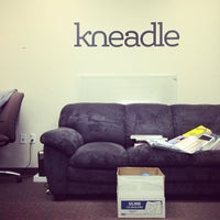 Photo taken at Kneadle, Inc. by Christopher D. on 1/3/2014