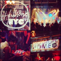 Photo taken at Hillsong NYC by Jung Soo L. on 7/7/2013