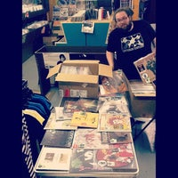 Photo taken at Culture Shock Clothing & Records by Lauren V. on 11/23/2012