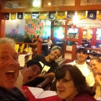 Photo taken at Cantinflas Mexican And Vegetarian Cuisine by Atticus K. on 5/27/2013