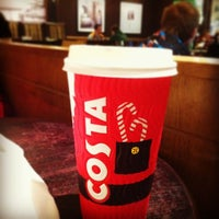 Photo taken at Costa Coffee by Hans N. on 12/20/2013
