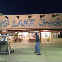 Photo taken at Big Lake Trading Post by iGary &. on 1/24/2014