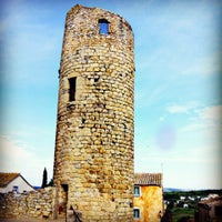 Photo taken at Castell de Bellcaire by Laia V. on 8/30/2013