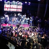 Photo taken at Webster Hall by XChocoX .. on 5/18/2013