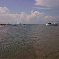 Photo taken at Dewees Island by Malpais C. on 6/15/2014