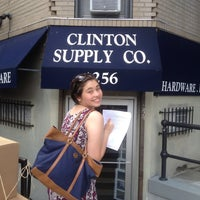 Photo taken at Clinton Supply Co. by Teachers College S. on 8/8/2013
