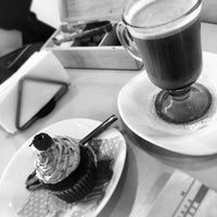 Photo taken at CupCakeCafe by July N. on 3/12/2014