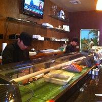 Photo taken at Tsunami Sushi & Hibachi Grill by Justin P. on 11/29/2012