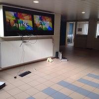 Photo taken at Sportcentrum 't Wooldrik by Simon O. on 9/25/2013