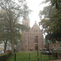 Photo taken at Onbevlekt Ontvangen RK Kerk by Simon O. on 10/12/2014