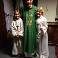 Photo taken at Onbevlekt Ontvangen RK Kerk by Simon O. on 11/16/2013