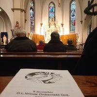 Photo taken at Onbevlekt Ontvangen RK Kerk by Simon O. on 12/8/2013