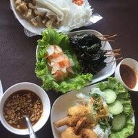 Photo taken at หนองคาย ป้าสุ by Anisara A. on 2/19/2017