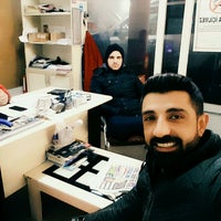 Photo taken at Nistek Oto Servis by İsmail D. on 1/17/2017