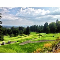 Photo taken at Indian Canyon Golf Course by Brandon K. on 8/24/2013