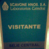 Photo taken at Laboratorio Catedral by Ronald E. on 6/6/2016