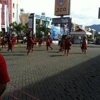 Photo taken at Manado Town Square (MANTOS) by Sri Dewi Kusumawati on 2/7/2013