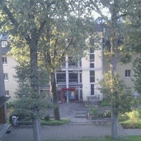 Photo taken at Kirchliche Hochschule by Jörg B. on 9/20/2012