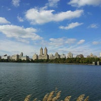 Photo taken at Central Park - Engineers' Gate by Olivier D. on 10/19/2012