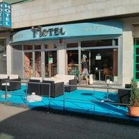 Foto tirada no(a) Hotel Café Albor por David F. em 10/4/2013