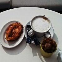 Foto tirada no(a) Hotel Café Albor por David F. em 10/14/2013