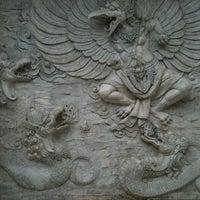Photo taken at Garuda Wisnu Kencana (GWK) Cultural Park by Willy P. on 11/25/2012