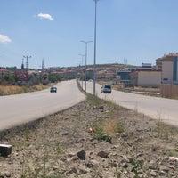 Photo taken at Bağlıca Yolu by Tugba S. on 7/5/2013