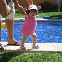 Photo taken at Villas Garza Azul by Mario R. on 7/6/2013