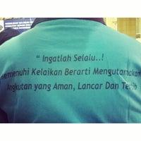 Photo taken at Kantor Walikota Banjarmasin - Pemkot Banjarmasin by Maulida N. on 3/4/2014