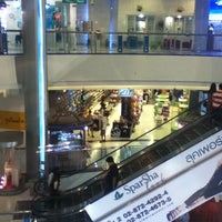 Photo taken at CentralPlaza Rama 2 by April R. on 7/14/2013