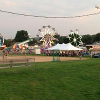 Photo taken at New Cumberland River Rescue Fair by Gretchen K. on 8/2/2013