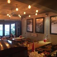 Photo taken at Burger Bar by Ersan K. on 1/26/2016