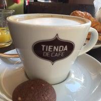 Photo taken at Tienda de Café by Juan Manuel Z. on 9/2/2016