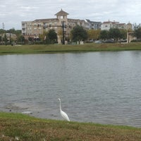Photo taken at Grand Park by Christa P. on 9/18/2013