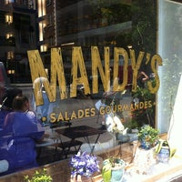 Photo taken at Mandy's by Elo H. on 7/17/2013