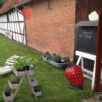 Photo taken at Gut Erichshof by Hannah R. on 6/24/2014