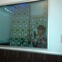 Photo taken at Prosantana Recording Studio, Creative Studio by Cristina P. on 10/16/2013