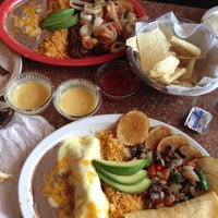 Photo taken at Ricky's Mexican Cafe by DH 6. on 7/7/2013