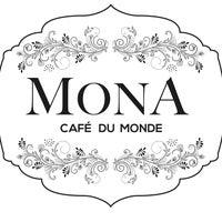 Photo taken at Mona Cafe du Monde by Mona Cafe du Monde on 7/2/2013