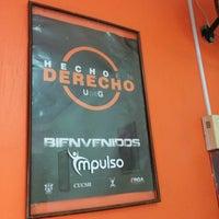 Photo taken at Hecho En Derecho by Juan G. on 4/7/2014