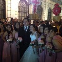 Photo taken at Santiaguito Etla by Hugo L. on 12/29/2013