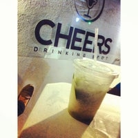 Photo taken at Cheers Drinking Spot by Laury Yamel C. on 12/29/2013