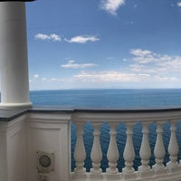 Photo taken at Corallo Hotel Sorrento by Caroline L. on 5/16/2017